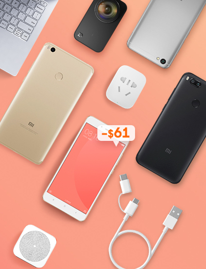 Let's Join Xiaomi Party!
