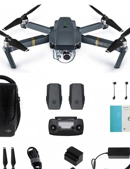 DJI Quadcopter