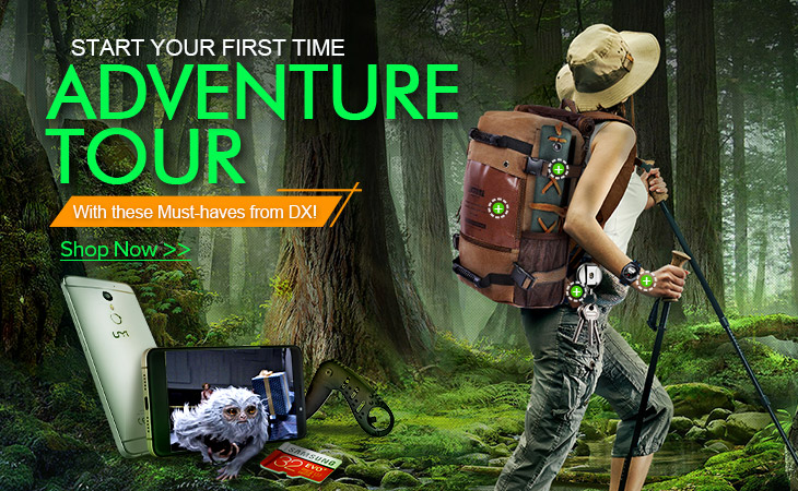 Must-haves for Adventure Tours Up to 64% OFF