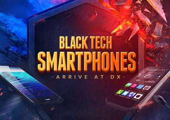 Black Tech Smartphones