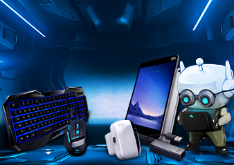 Great Collection of PC Gadgets for Tech Lovers!
