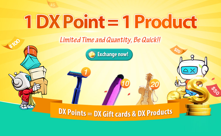 DX Points