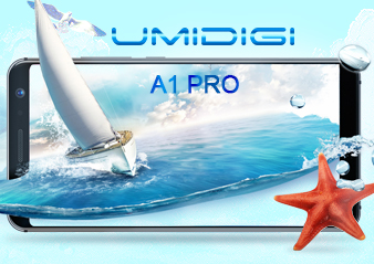 UMIDIGI A1 Pro First Launch