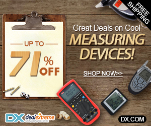 Great deals on cool measuring devices