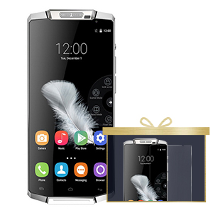 OUKITEL K10000 Android 5.1 4G Phone w/ 5.5'IPS, 8.0MP + 2.0MP - Black