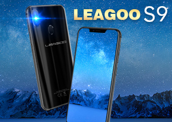 LEAGOO New Phones Show