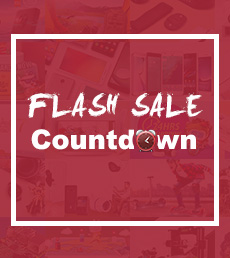 24 Hours Flash Deals Countdown